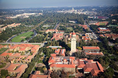 参观加州的三所私立大学 三 --- 史坦福 zt - Jennifer - 雨夜相思客
