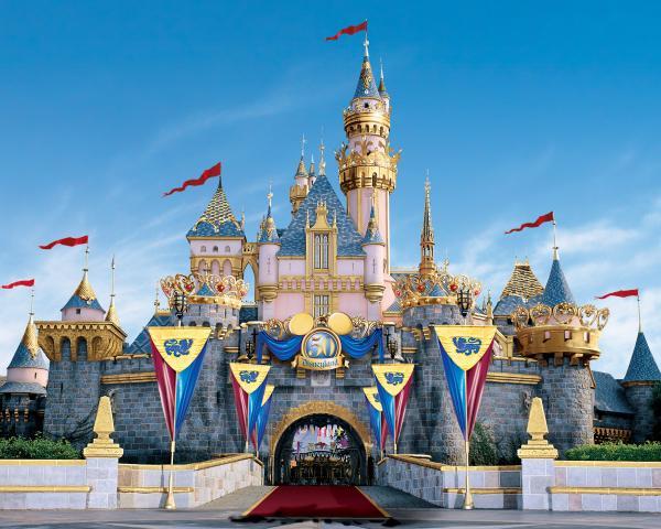 城堡迪士尼 卡通