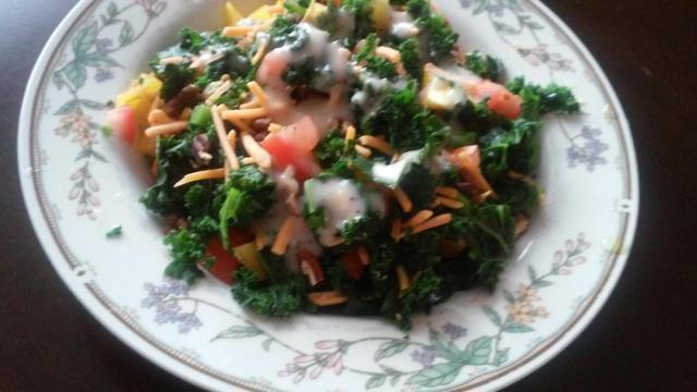 Kale 沙拉