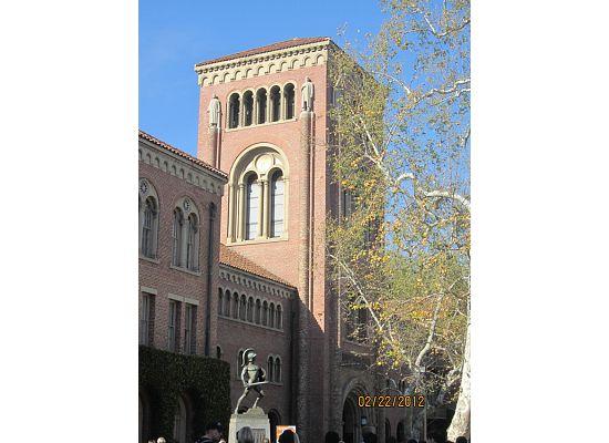 参观加州的三所私立大学 二 ---- 南加大 zt - Jennifer - 雨夜相思客