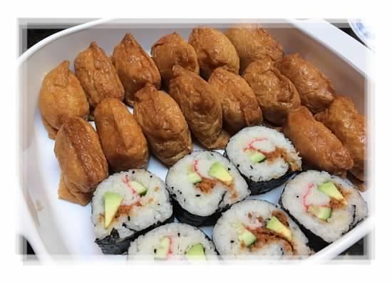 四方形寿司做法步骤图解