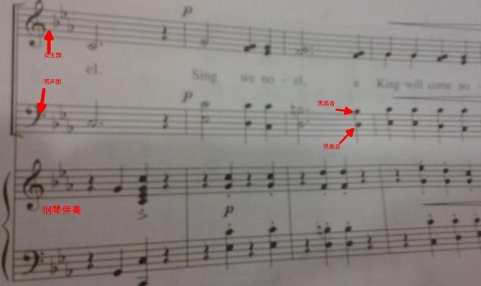 可为什么我自己看着谱子一唱连高低音都不在调上