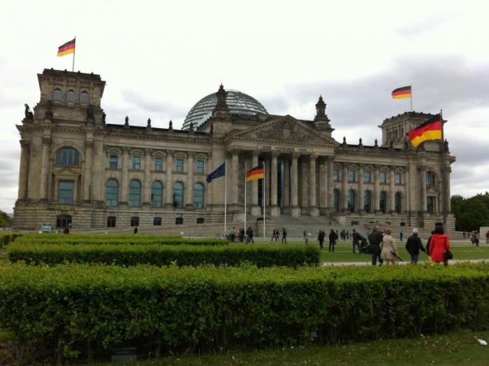 德国象征勃兰登堡门